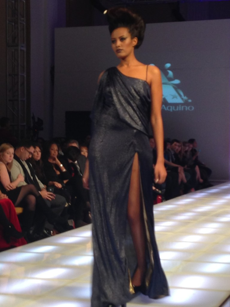 Andres Aquino Unveils 'Fantaisie Collection' at Couture Fashion Week
