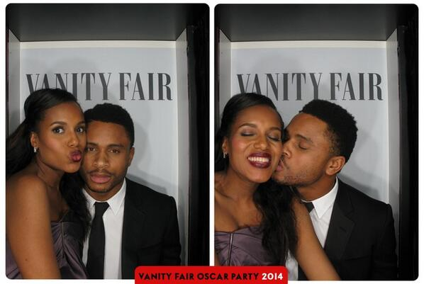 Family photo of the actress, married to Nnamdi Asomugha,  famous for Ray & Django Unchained.