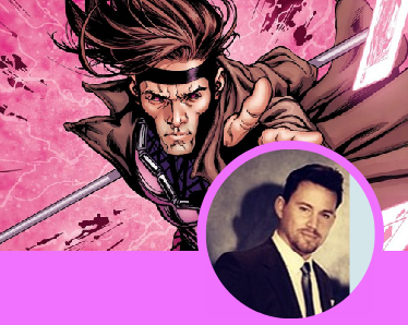 Channing Tatum Gambit X-men
