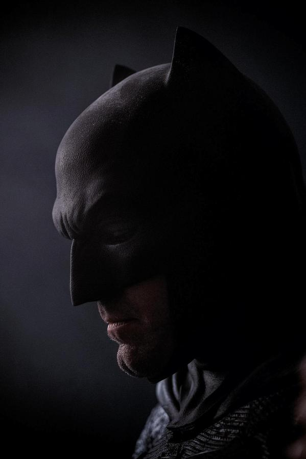 Ben Affleck- Batman vs. Superman: Dawn of Justice
