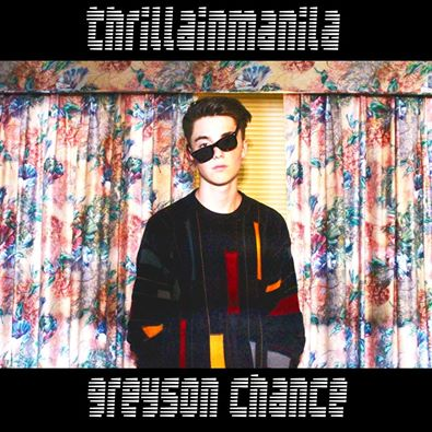 Greyson Chance- Thrilla in Manila