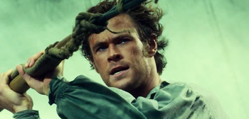 In the Heart of the Sea- Chris Hemsworth
