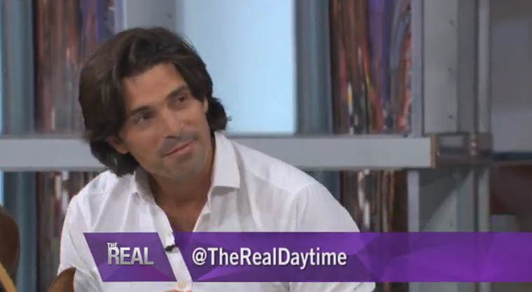 "Nacho Figueras on ""The Real"""