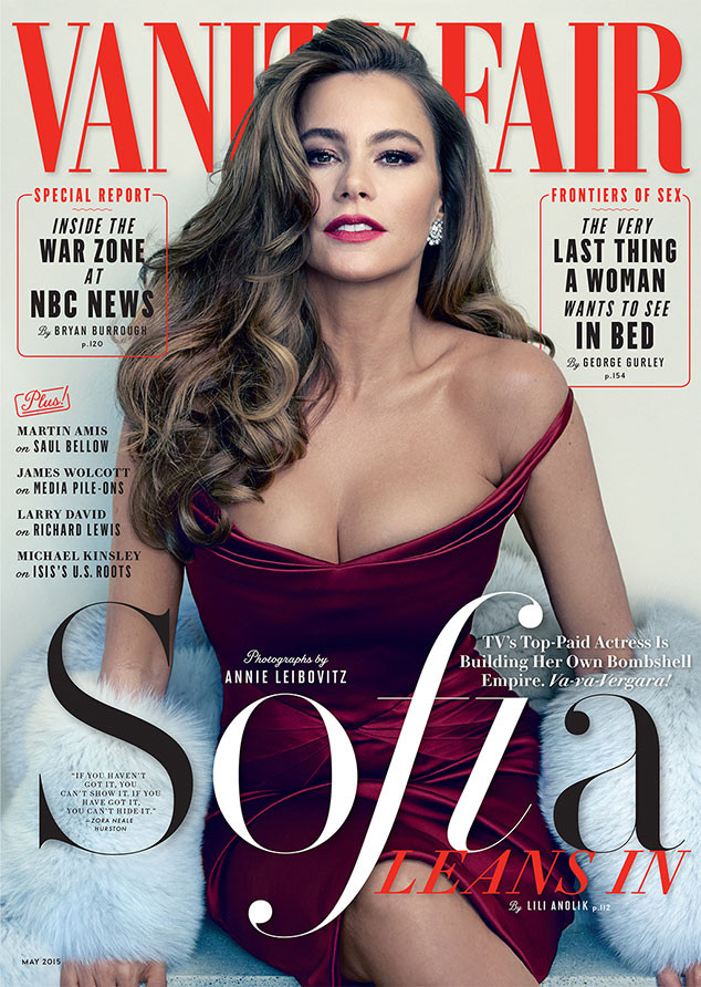 Sofia Vergara Vanity Fair