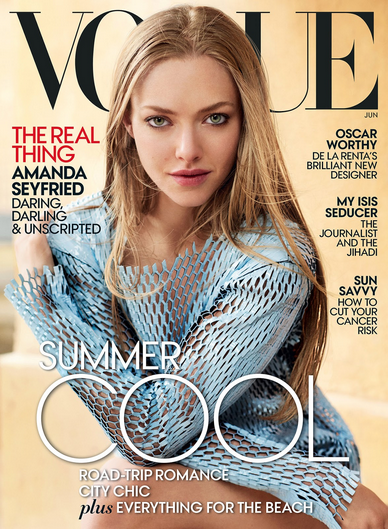 Vogue Amanda Seyfried