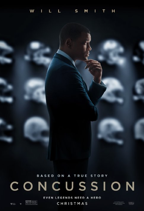 Concussion- Will Smith