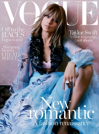 taylor swift vogue australia