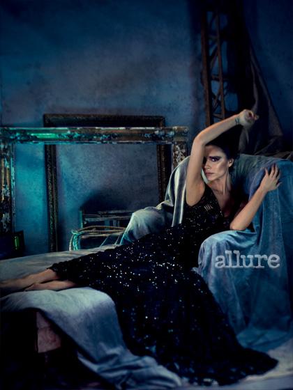 Victoria Beckham Cover of Allure